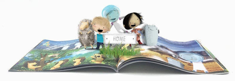 personalised bedtime stories